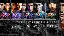Review - Blood Bound by Lindsay J. Pryor
