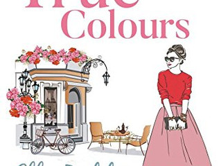 Review & Giveaway - True Colours by Elly Redding