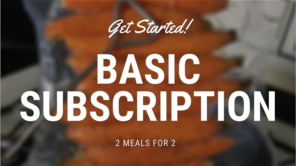 BASIC SUBSCRIPTION   PRE-SALE