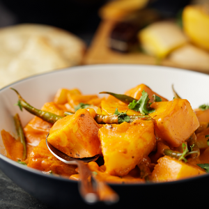 Squash and Chickpea Curry