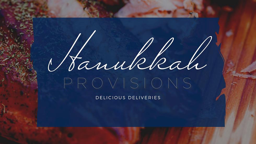 HANUKKAH | PROVISIONS Everything Crusted Salmon