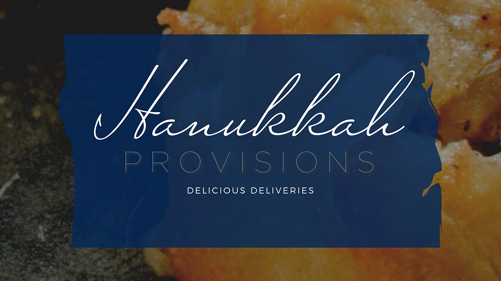 HANUKKAH | PROVISIONS Potato & Chard Knishes