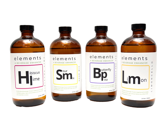 elements Beverage Enhancer pack