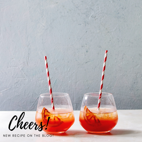 Cheers! | Summer Sippin'