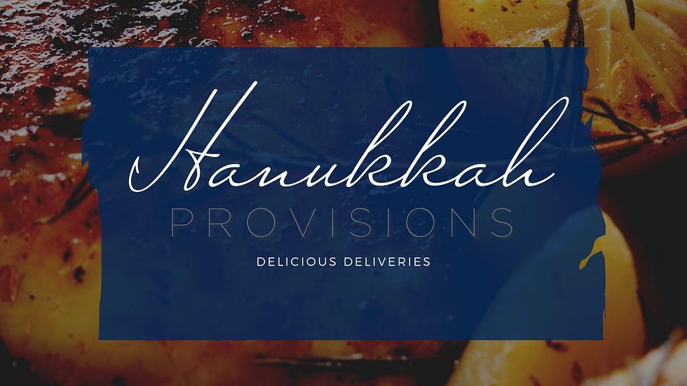 HANUKKAH | PROVISIONS Roasted Chicken
