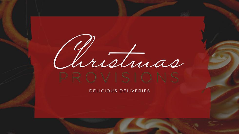 CHRISTMAS | PROVISIONS Petite Pies