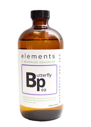 elements Beverage Enhancer | Butterfly Pea 500ml