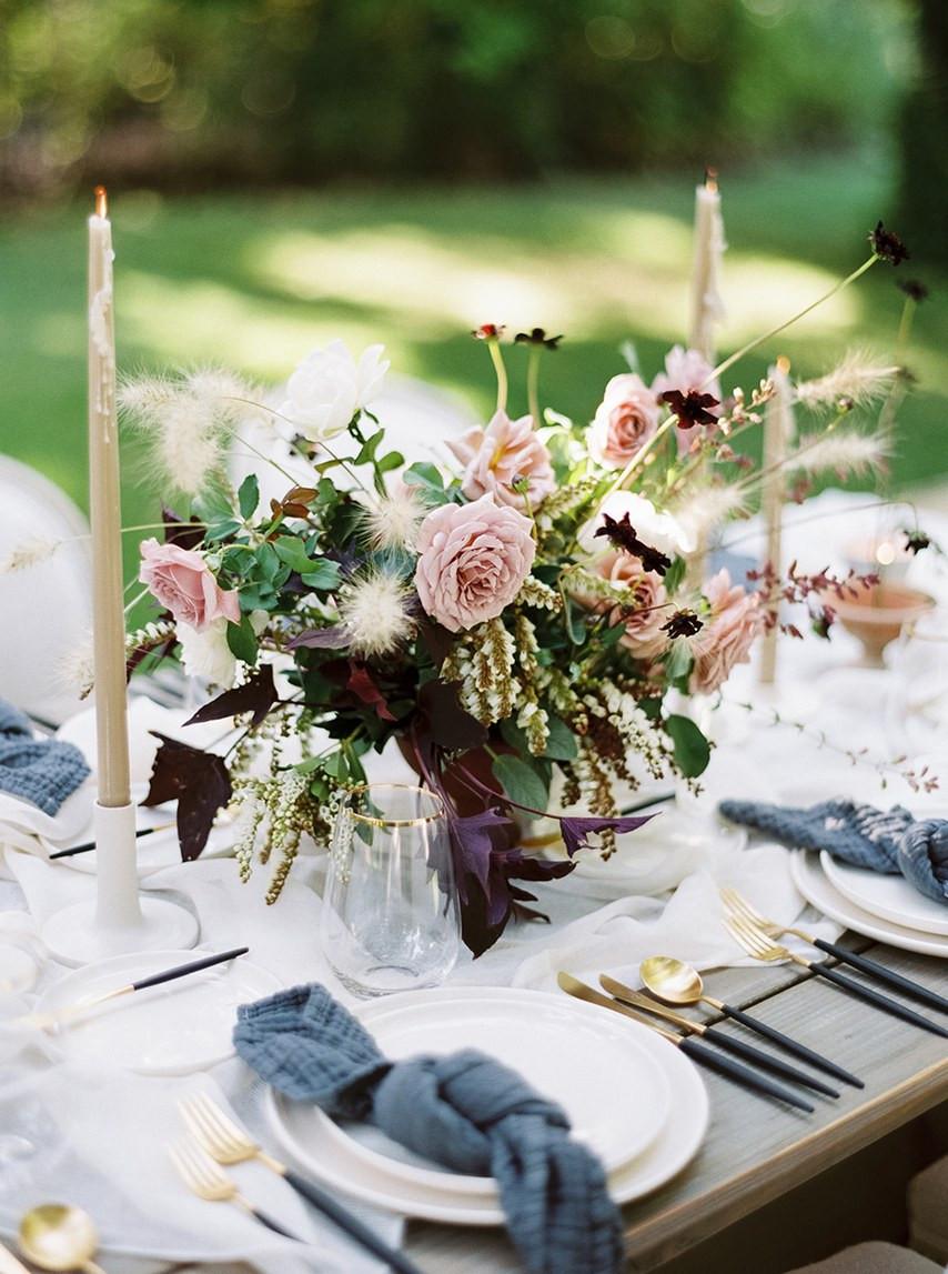 10 Gorgeous Napkin Folds For Your Wedding