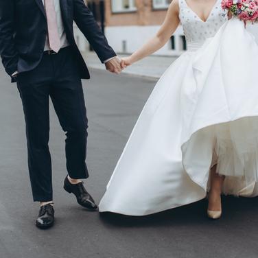 Downtown Fort Wayne Wedding