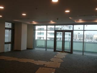 MAHALL Ankara F Blok 02 nolu Ofis teslim aşamasına gelindi.