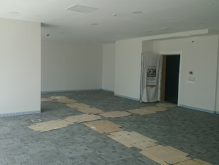 MAHALL Ankara B Blok 02 nolu Ofis şantiyesi uygulaması sonlandı ve teslimi yapıldı.