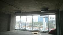 MAHALL Ankara B Blok 11 nolu  ofis mekanik altyapısı döşenmeye başladı.