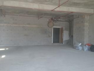 MAHALL Ankara B Blok 11 nolu Ofisi şantiye kurulumu yapıldı.