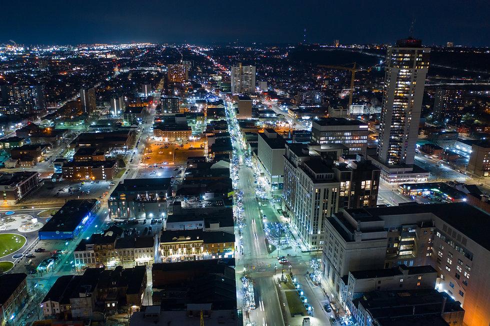 Hamilton Downtown at Night.jpeg