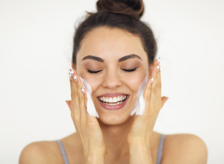 How to keep your skin clean?