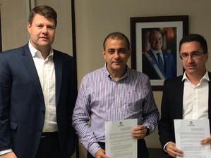 Tutuca garante mais de R$ 5 milhões em convênio entre secretaria de Saúde e Pinheiral