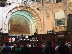 Tutuca integra Frente Parlamentar em Defesa da Indústria Naval na Alerj