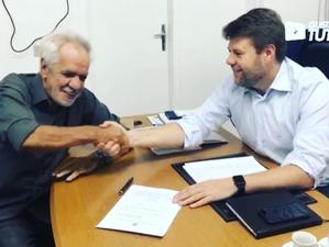 Tutuca protocola projeto que torna Fundição Progresso Patrimônio do Estado do Rio