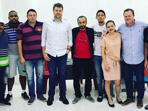 Tutuca visita Rocinha e anuncia obras na comunidade