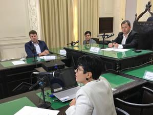 Tutuca integra Comissão que vai analisar implantação do horário integral nas escolas estaduais