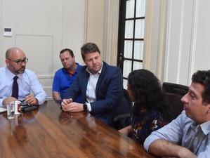 Tutuca leva Associação de Blocos do Rio para conversar com líder do governo