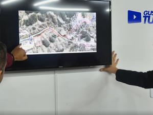 Tutuca visita regional da Cedae e cobra melhorias para abastecimento em Arrozal