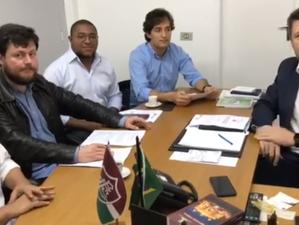 Tutuca protocola Projeto de Lei que cria a Semana Estadual do Jovem Empreendedor