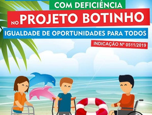 Deputado Gustavo Tutuca protocola indicação solicitando inclusão de pessoas com deficiência no Proje