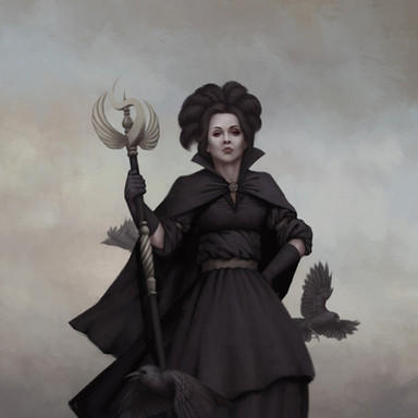 Queen Of The Crows