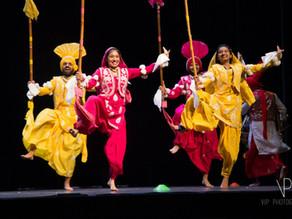 Bhangra ([bahng-gruh] Dance