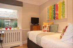 Coral Row Single Room