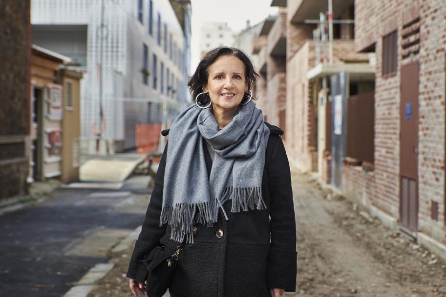 Emma Suarez, élue, Ville de Pantin © L.d'Aboville
