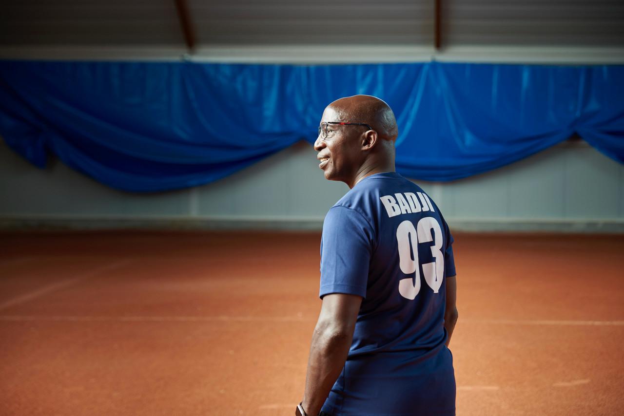 Abel Badji, élu aux sports, Ville de Pantin © L.d'Aboville