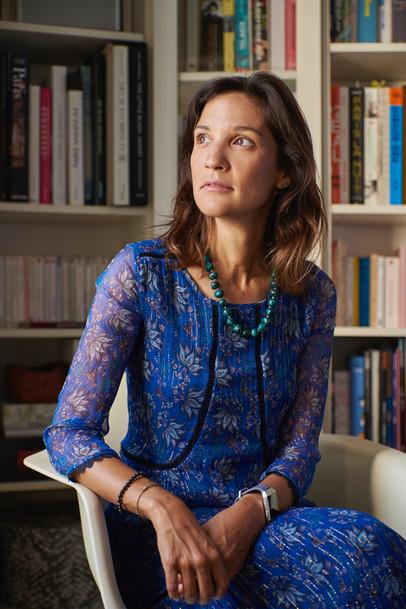 Christine Hoarau-Beauval, architecte © L.d'Aboville