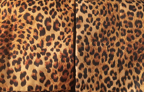 cheetah pillow cover