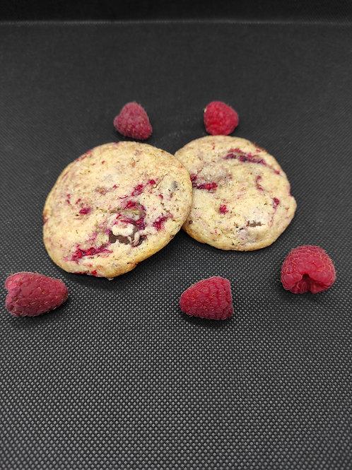 Cookies Framboise-choco