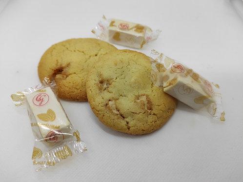 Cookies Nougat/Chocolat
