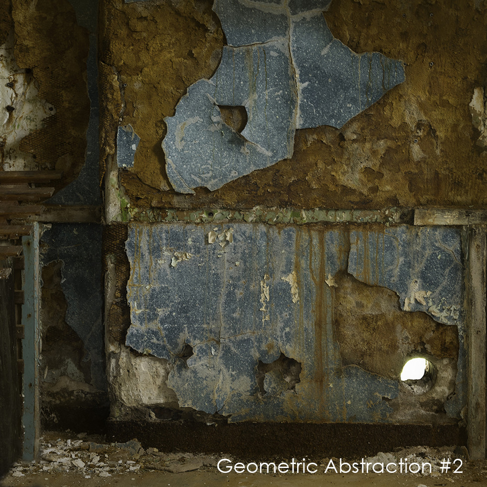 Geometric Abstraction #2