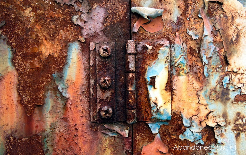 Abandoned Rust #1