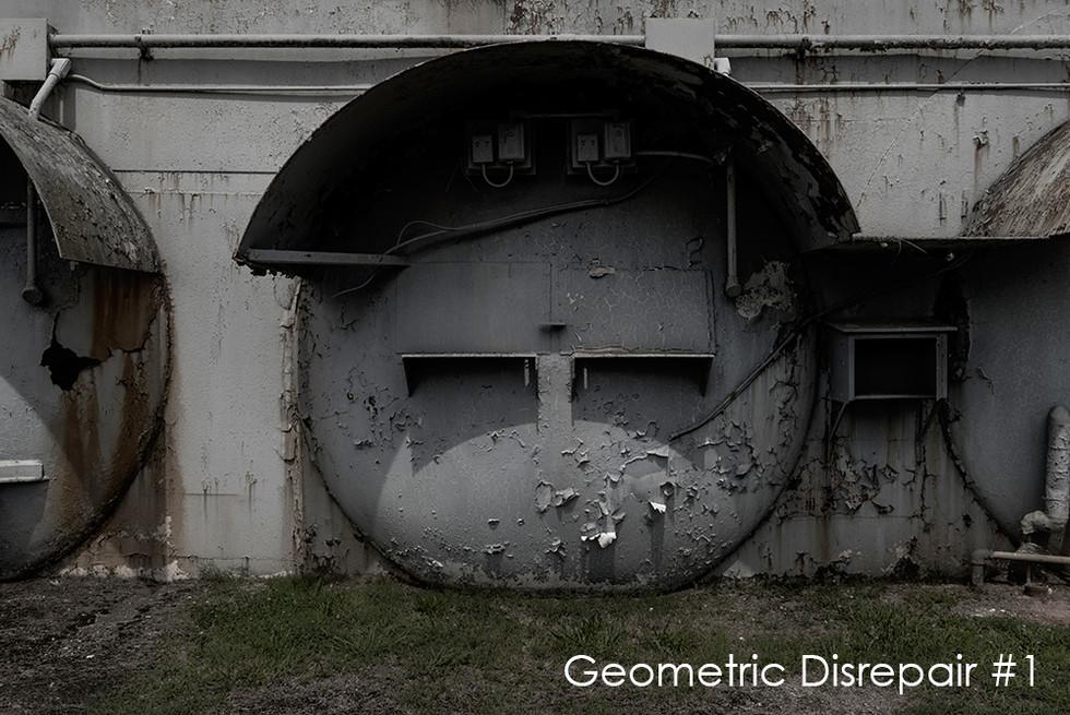 Geometric Disrepair #1