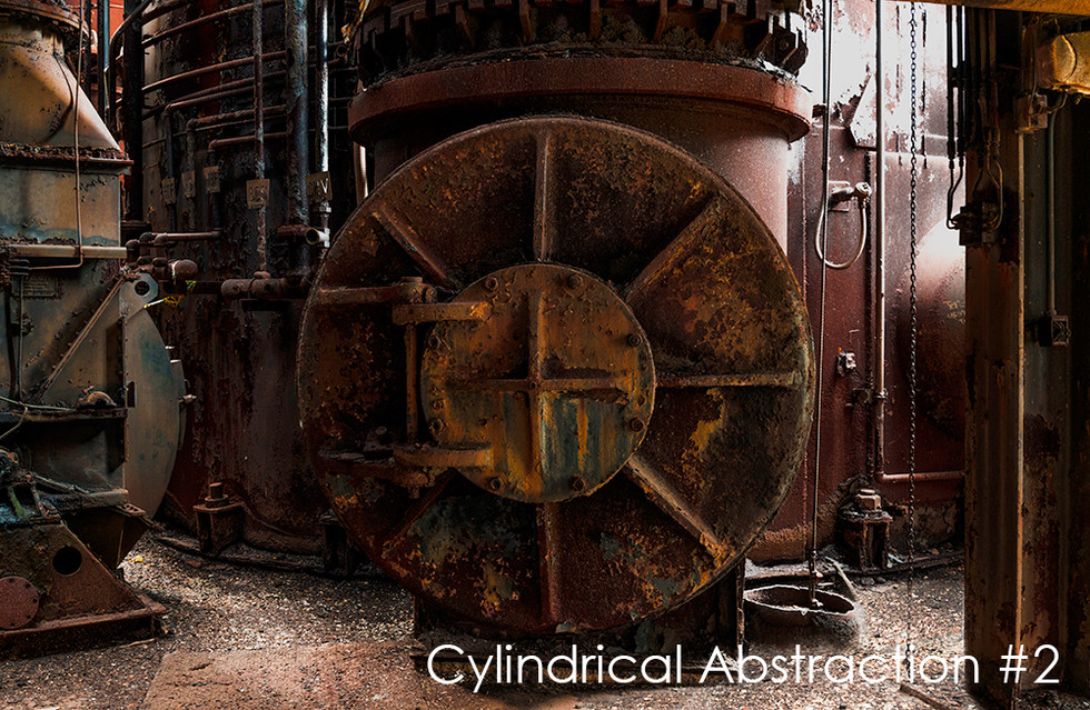 Cylindrical Abstractions #2