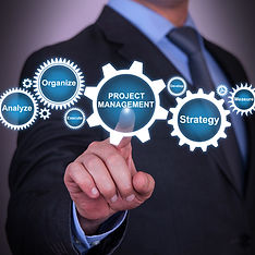 Project Management and Gear Concept on T
