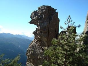 Tour des Aiguilles de Bavella