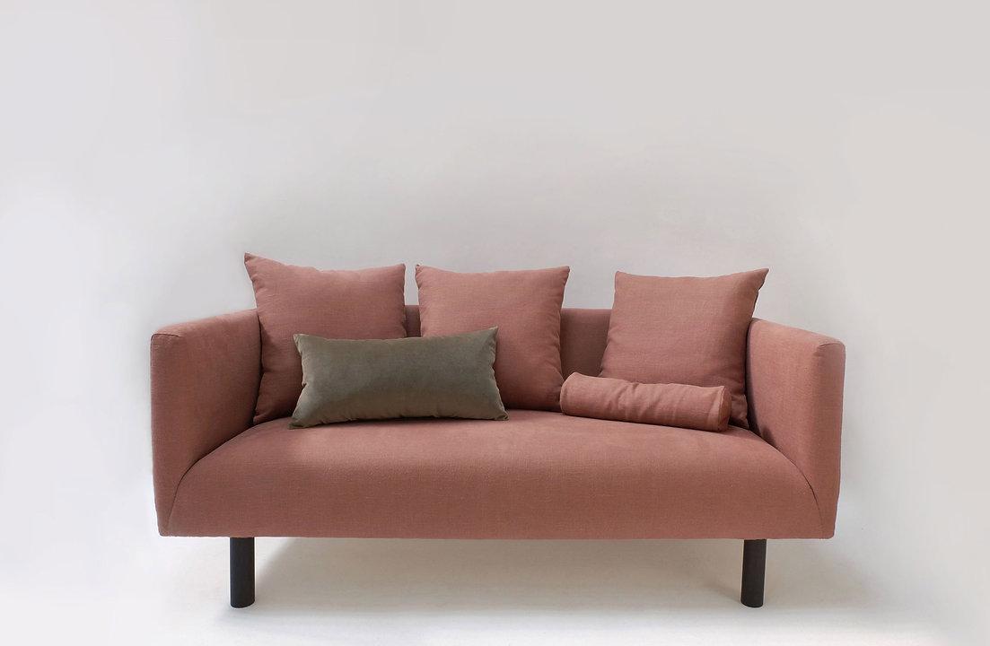 Natural chemical-free vegan sofa Shibui2