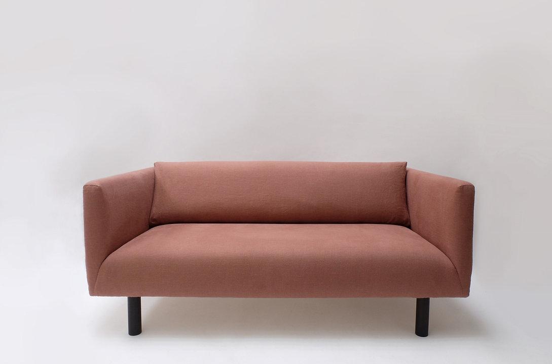 Natural chemical free vegan sofa Shibui.