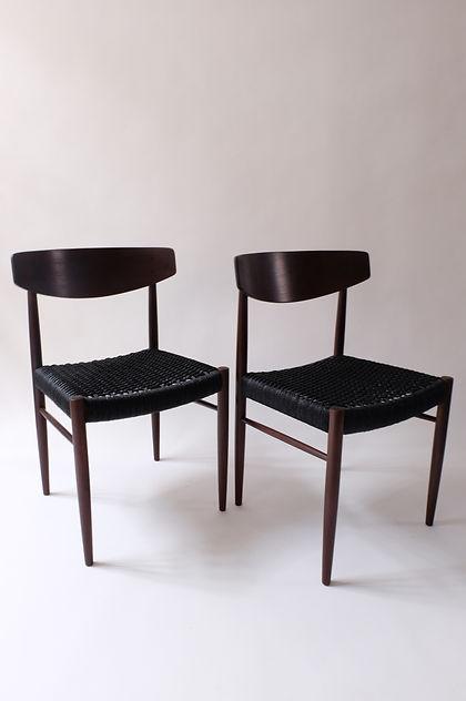 Mid Century Danish dining chairs.JPG