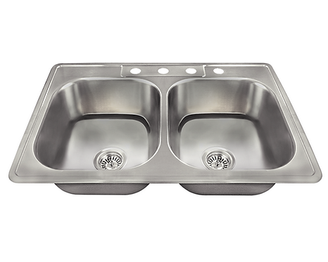 SM560 - Overmount Kitchen Sink