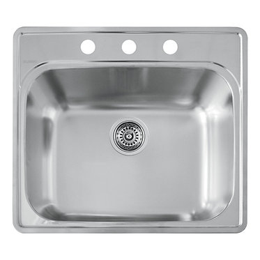 SM2522 - Overmount Kitchen Sink