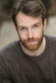 Alexander McWilliam acting headshot, actor, commercial, theatre, film