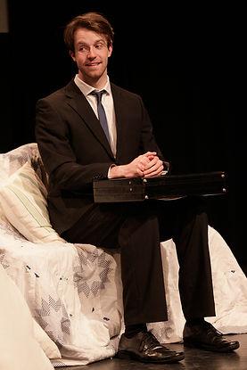 Alexander McWilliam, Acting, Theatre, Off the Block,RBL